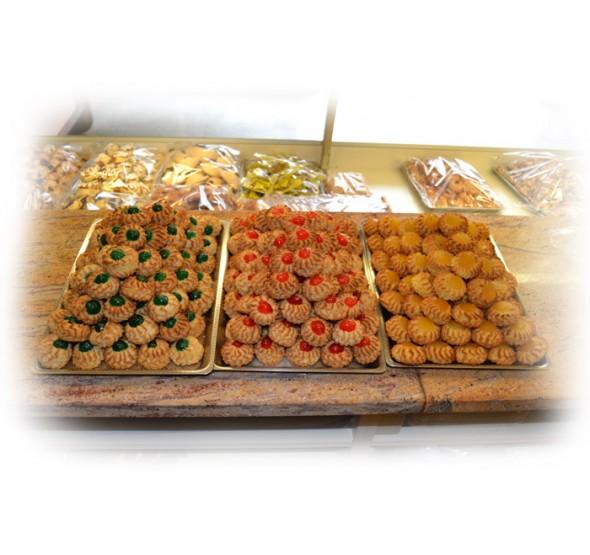 biscotti tipici siciliani paste di mandorla