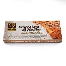Cioccolato di Modica alla cannella